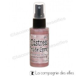 Distress spray oxide victorian velvet