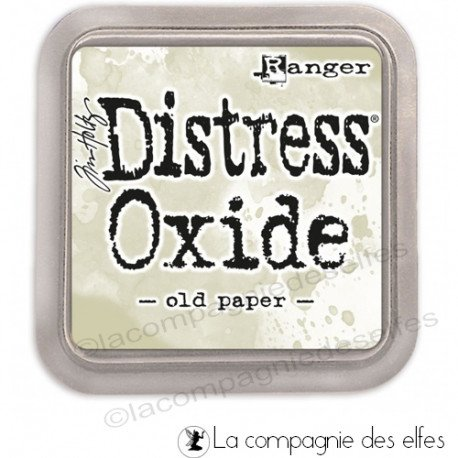 achat distress oxide | distress oxide old paper