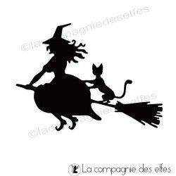 Die chat sorcière