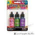 Tim Holtz alcohol pearls kit 3