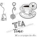 Tampons tea time