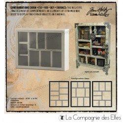 armoire tim holtz | configurations tim holtz