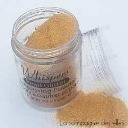 whispers Embossing Powder