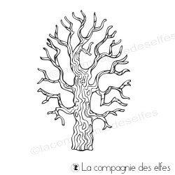 Tampon gros arbre