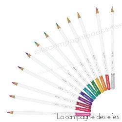 Crayons aquarelle elementary midstones