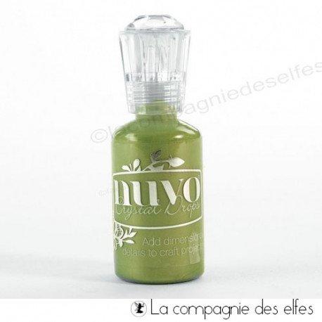 Vert jewel drop | achat drop jewel green