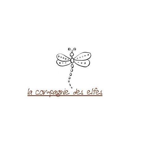 Cartes 2/3 Libellule-tampon-nm