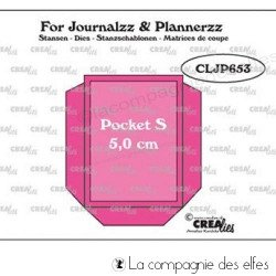 dies pocket planner| die journal