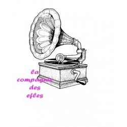 phonographe nm TAMPON