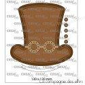 Dies chapeau steampunk