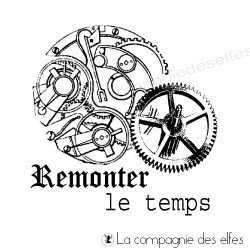 Remonter le temps tampon