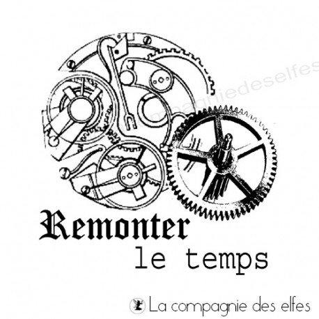 Carte steampunk 3/3 programmé 19/05 Remonter-le-temps-tampon