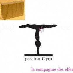 Tampon gym | tampon encreur gymnastique | tampon encreur gym
