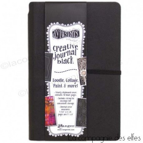 Creative journal Dylusions