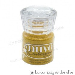 Nuvo embossing powder | achat poudre embossage
