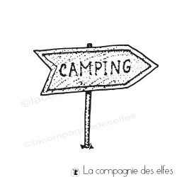 Acheter tampon camping vacances