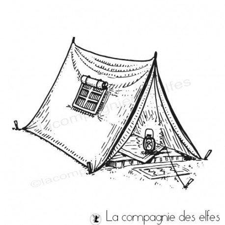 Acheter tampon camping toile de tente