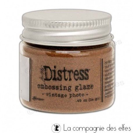 acheter distress embossing glaze