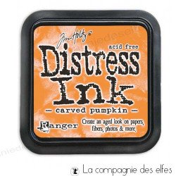 Encre distress orange pumpkin - gm