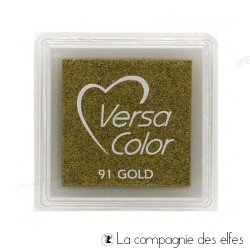 Encre couleur or | gold ink