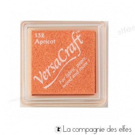 versacraft apricot | encre tissu abricot