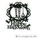 Dies Halloween bottes sorcière