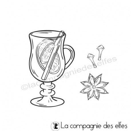 18 Janvier 2021 sketch carte ou page programmé  Tampon-encreur-vin-chaud-et-epices