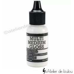 Multi medium gloss Ranger Tim Holtz