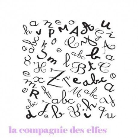 Sketch scrap par Nanou Fond-alphabet-grand-tampon-nm