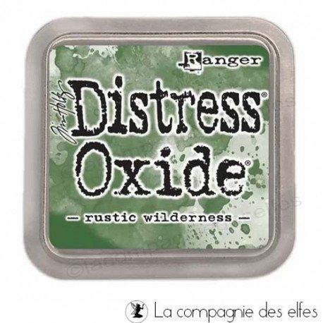 Distress rustic wilderness oxide