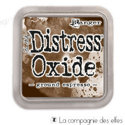 Distress oxide encreur Ground Espresso