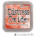 Distress encreur oxide crackling campfire