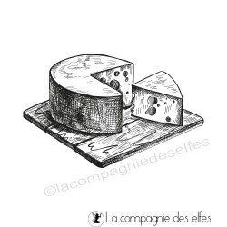 Tampon plateau de fromages