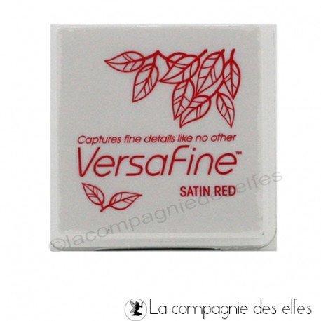 Encre scrapbooking rouge   encre rouge   red ink