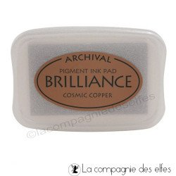 Brilliance cosmic copper | encre cuivre