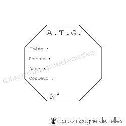 Tampon ATG octogonal