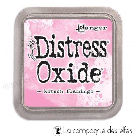carte les enchantés 3/3 programmé 21 05 Distress-encreur-oxide-kitsch-flamingo