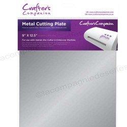 Gemini plaque metal cutting plate A4
