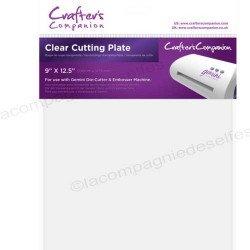 Gemini clear cutting plate A4