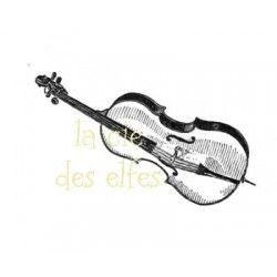 violon tampon nm