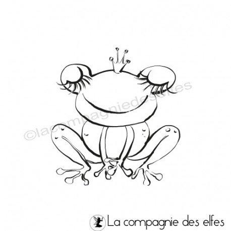 carte les enchantés 3/3 programmé 21 05 Tampon-la-grenouille-reine