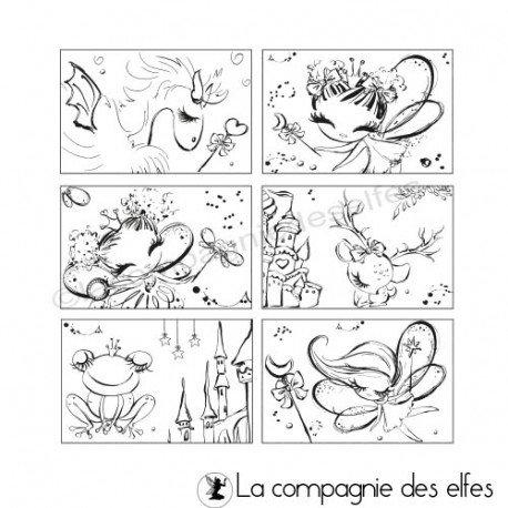 14 juin mini rikiki par Rosarden Atstamps-la-vie-de-chateau