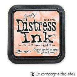 Achat Distress ink dried marigold