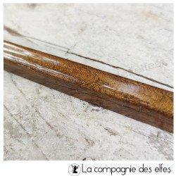 Cire bâton or vintage