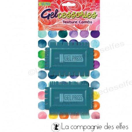 Achat outillage pour gel press