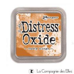 Acheter Distress rusty hinge   distress effet rouille