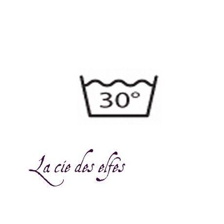 logo 30 | logo lavage | logo tissu | logo textile