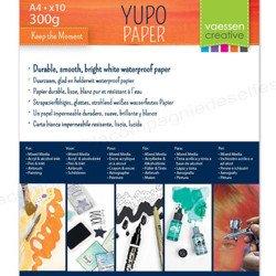 Yupo blanc | acheter papier yupo