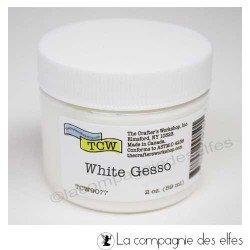 Acheter gesso blanc