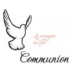 tampons colombe communion nm
